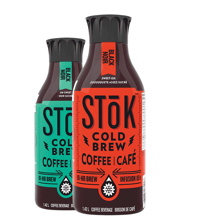 stok cold brew coffee family