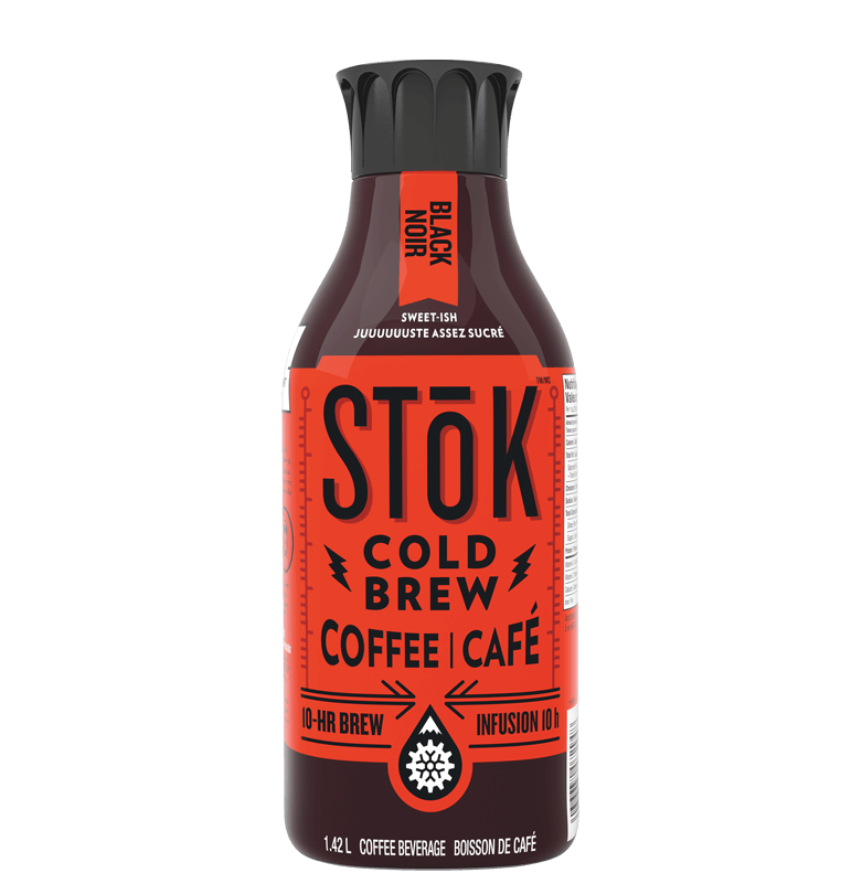 café cold brew sucré grand