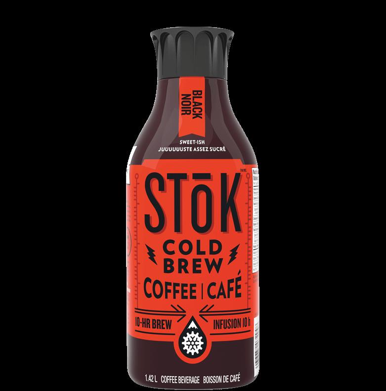 café cold brew sucré grand